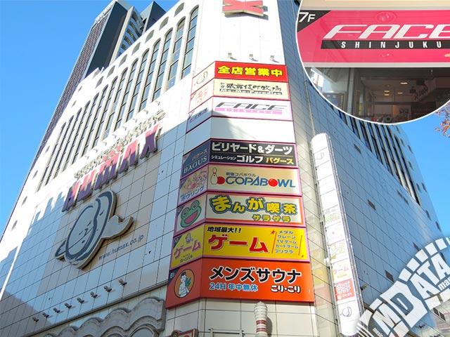 新宿FACEの写真