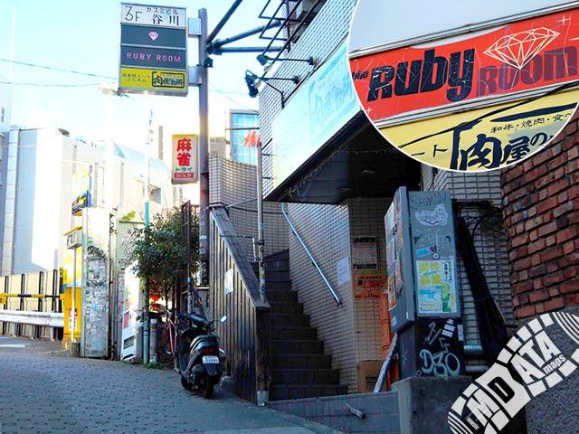 渋谷RUBY ROOMの写真