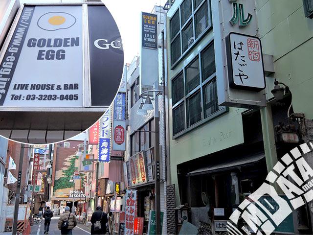 歌舞伎町ゴールデンエッグの写真