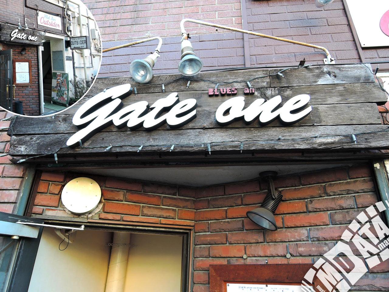 ゲートワン GATE ONE>