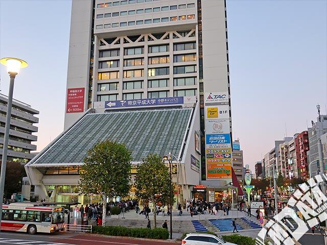 中野サンプラザホールの写真