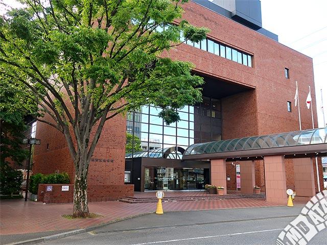戸田市文化会館の写真