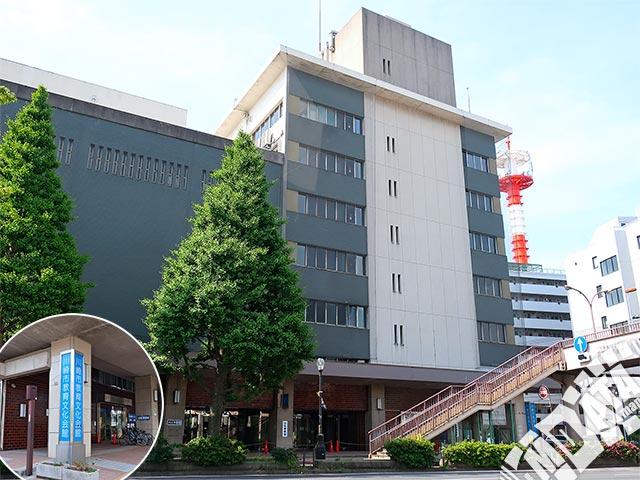 川崎市教育文化会館の写真