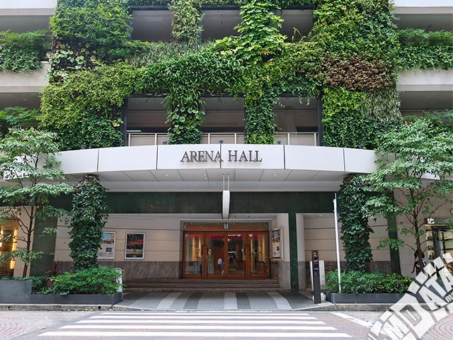 二子玉川アレーナホールの写真