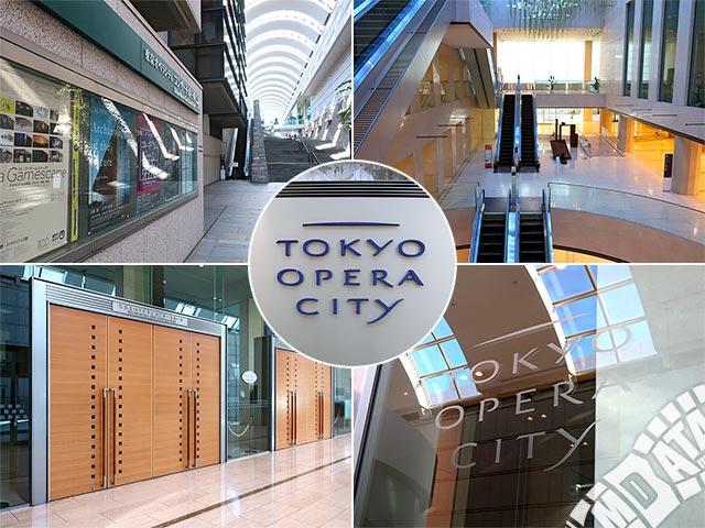 東京オペラシティ コンサートホールの写真
