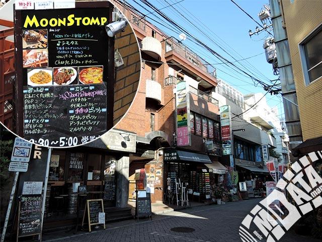 高円寺MOONSTOMPの写真