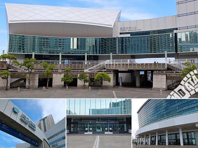 パシフィコ横浜 国立大ホールの写真