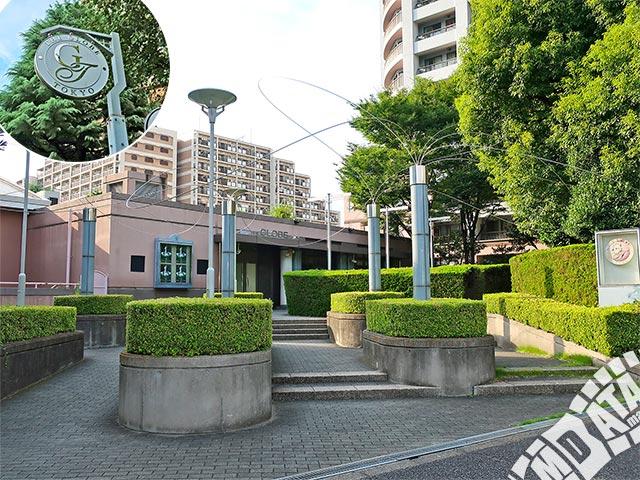 東京グローブ座の写真