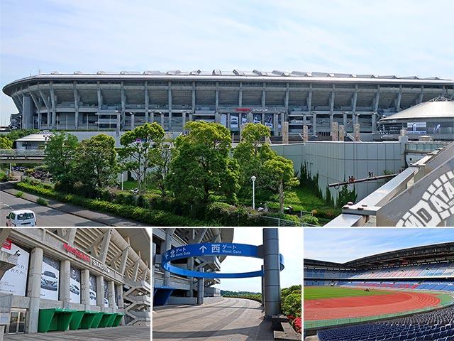 日産スタジアムの写真