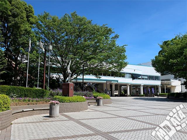 藤沢市民会館の写真