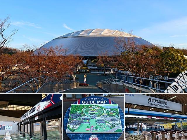 西武ドーム メットライフドームの写真