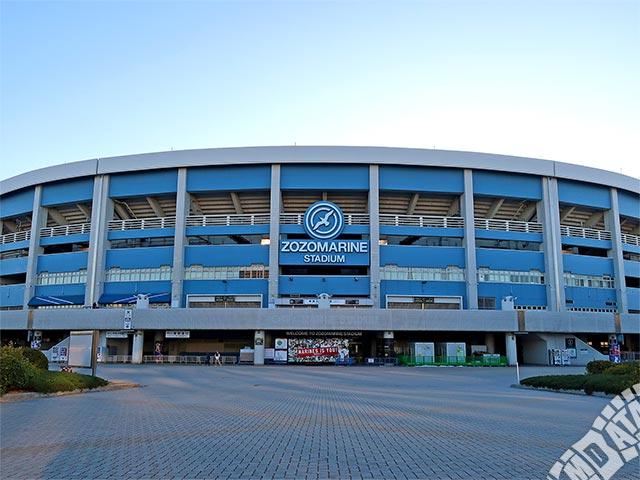 ZOZOマリンスタジアムの写真