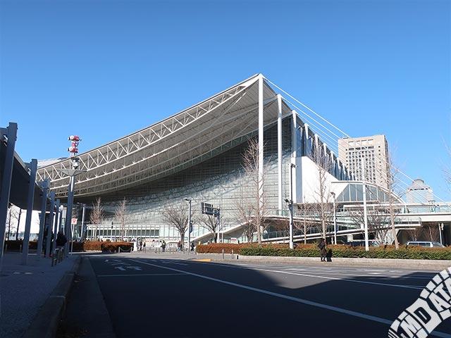 幕張メッセ 国際展示場9-11ホールの写真
