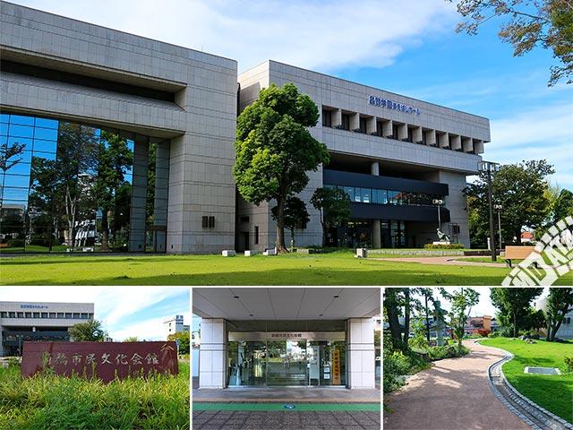 昌賢学園まえばしホール(前橋市民文化会館)の写真