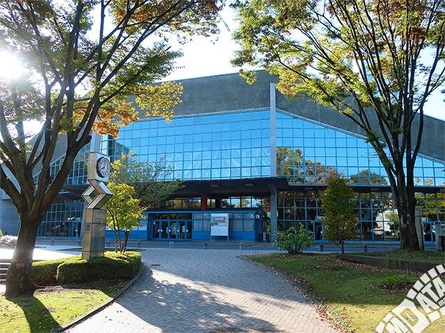 群馬音楽センターの写真