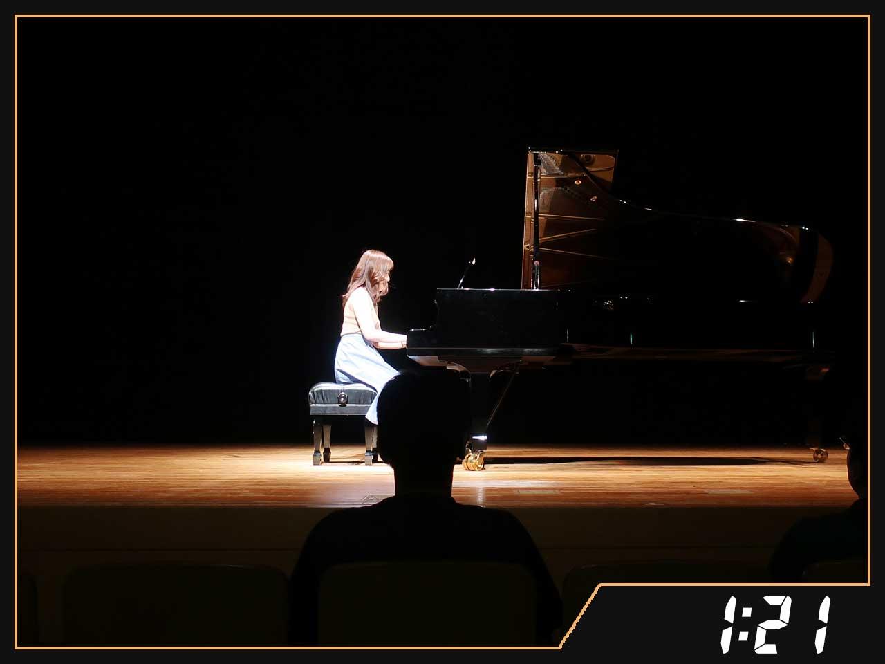 ピアノ聴き比べ